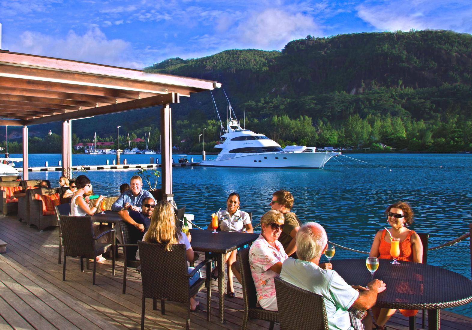 Luxury Marina Development in the Seychelles   Eden Island