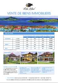 french Property Price List June 2016 guide