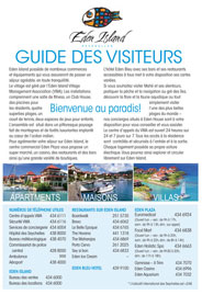 french guest guide