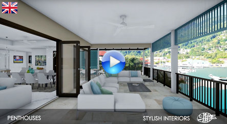 Eden Island Penthouses Video