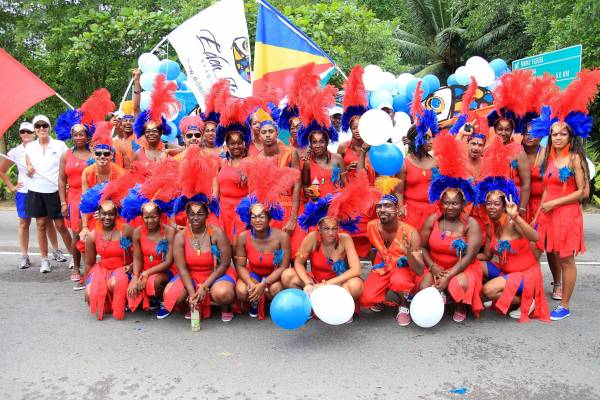 The 2014 Carnival of Carnivals will be opening in Seychelles this weekend