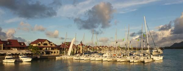 Yacht Charter in Seychelles