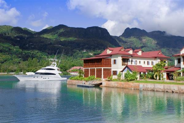 Live and Play in the Seychelles With an Eden Island Villa