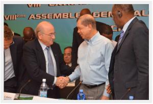 African Football Federations Meet in Seychelles