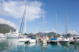 Discover the Eden Island Marina In Seychelles