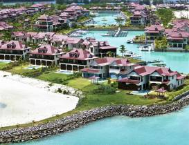 Villa Investments Available on Eden Island