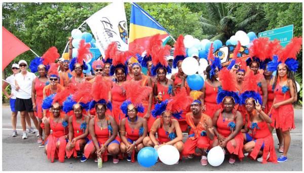 Seychelles Carnival 2015