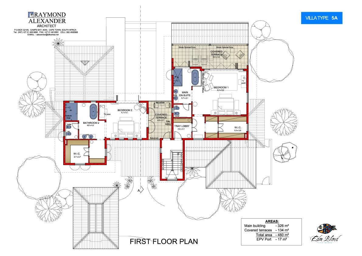 Free home plans italian floor plans for Sprawling ranch floor plans